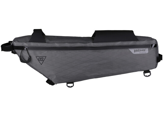 WOHO X-Touring Bolsa de cuadro M, gris